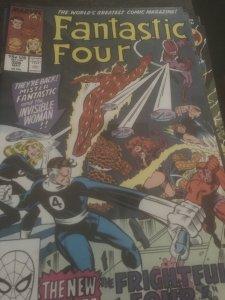 Fantastic Four #326 (1989) Mint