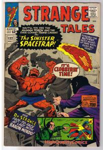 STRANGE TALES #132, VF/NM, Dr Strange, Steve Ditko, 1951, more in store