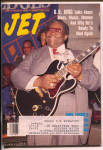 Jet 11/17/1991-Johnson Pub-BB King & Lucille-pix-info-African Americans-VG