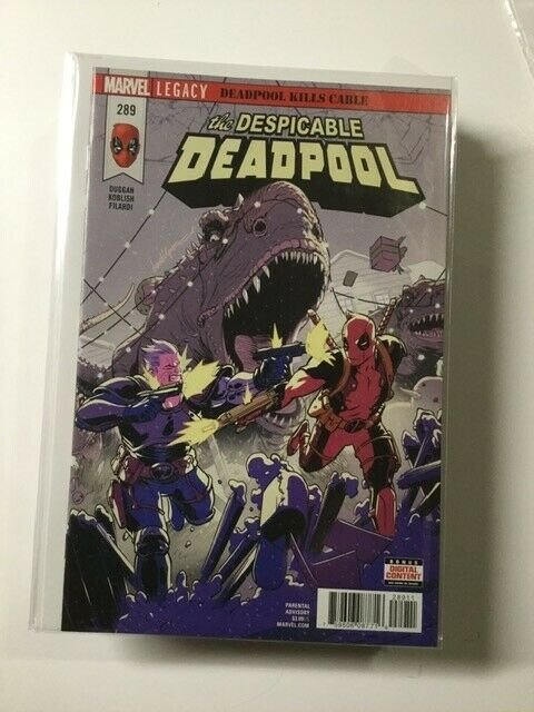 Despicable Deadpool #289 (2018) HPA
