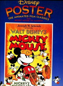 Disney Poster: The animated Film Classics-Jim Fanning-Hardcover