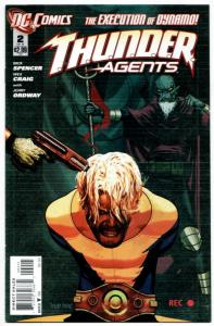 Thunder Agents #2 (DC, 2012) VF/NM