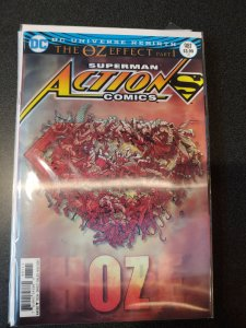 ACTION COMICS #987 LENTICULAR COVER NM