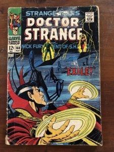 Strange Tales #168 (1968)