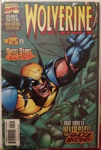 Wolverine #125 NM Direct Edition