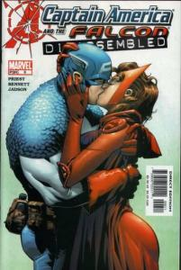 Captain America and the Falcon (2004 series) #6, NM (Stock photo)