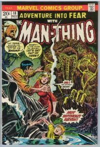 Fear 18 Nov 1973 FI+ (6.5)