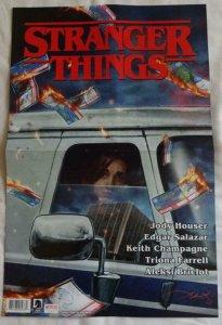 STRANGER THINGS Promo Poster , 11x17, 2019, DARK HORSE, Unused ALIENS 052