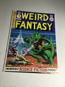 Weird Fantasy 1 Nm Near Mint EC Classics Magazine