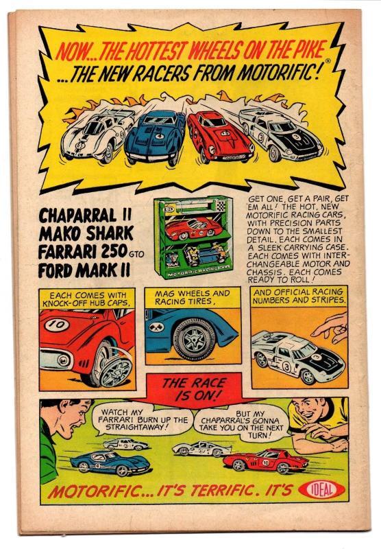 Justice League of America #63 (Jun 1968, DC) - Very Good+/Fine-