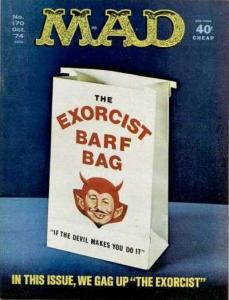 Mad (1952 series) #170, VF- (Stock photo)