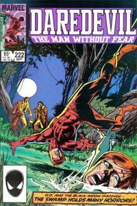 Daredevil (1964 series) #222, NM- (Stock photo)