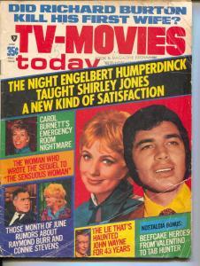 TV-Movies Today-Shirley Jones-Engelbert Humperdinck-Jun-1972