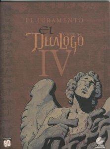 Coleccion BD:  El decalogo volumen 04: el juramento