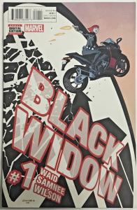 BLACK WIDOW#1 VF/NM 2016 MARVEL COMICS