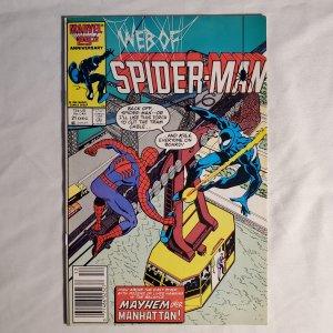 Web of Spider-Man 21 Very Good+