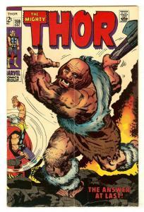 Thor 159   Origin Doctor Blake concludes