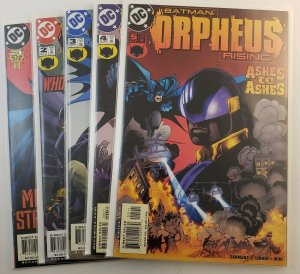Batman: Orpheus Rising #1-5 Complete Set High Grade NM DC Comics 2001