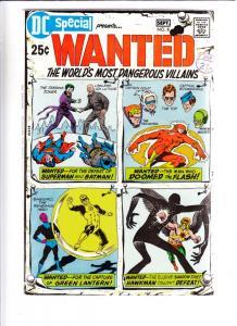 DC Special #8 (Sep-70) FN/VF Mid-High-Grade Superman, Batman, Green Lantern, ...