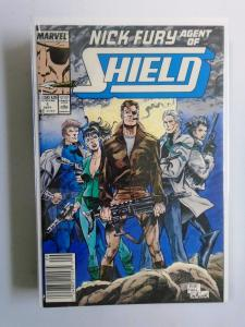 Nick Fury Agent of SHIELD (3rd Series) From:#1-29, 8.0/VF (1989-1991)