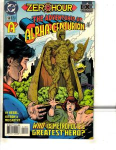 8 DC Comics Superman 516 517 518 519 546 Demon 0 Deathstroke 0 Titans 0  DB13