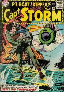 Capt. Storm #5 FN; DC | save on shipping - details inside