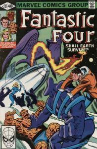 Fantastic Four (Vol. 1) #221 FN; Marvel | save on shipping - details inside