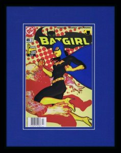 Batgirl #45 DC Comics Framed 11x14 Repro Cover Display