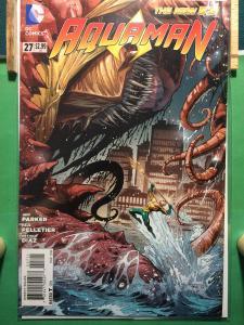 Aquaman #27 The New 52