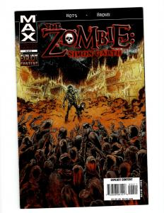 Lot of 12 Comics The Zombie 4 3 2 Heroes Reborn 3 1 War of Kings 1 +MORE J394