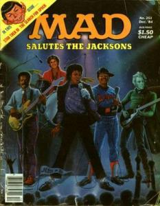 Mad (1952 series) #251, Fine+ (Stock photo)