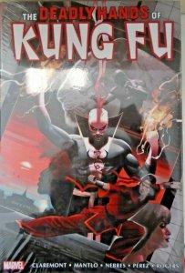The Deadly Hands of Kung Fu Omnibus Vol 2 Dekal CVR - 40% OFF!