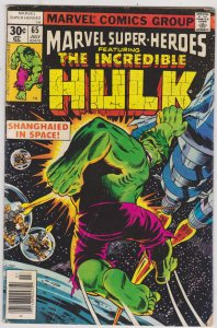 Marvel Super-Heroes #65