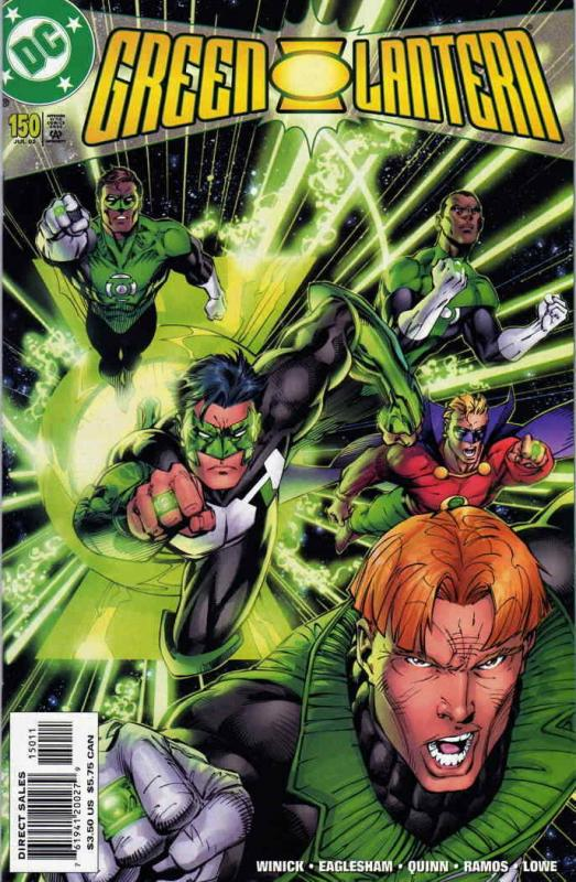 Green Lantern (3rd Series) #150 VF/NM; DC | save on shipping - details inside