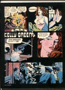 Kelly Green #2 1983-Stan Drake-Leonard Starr- One Two Three Die
