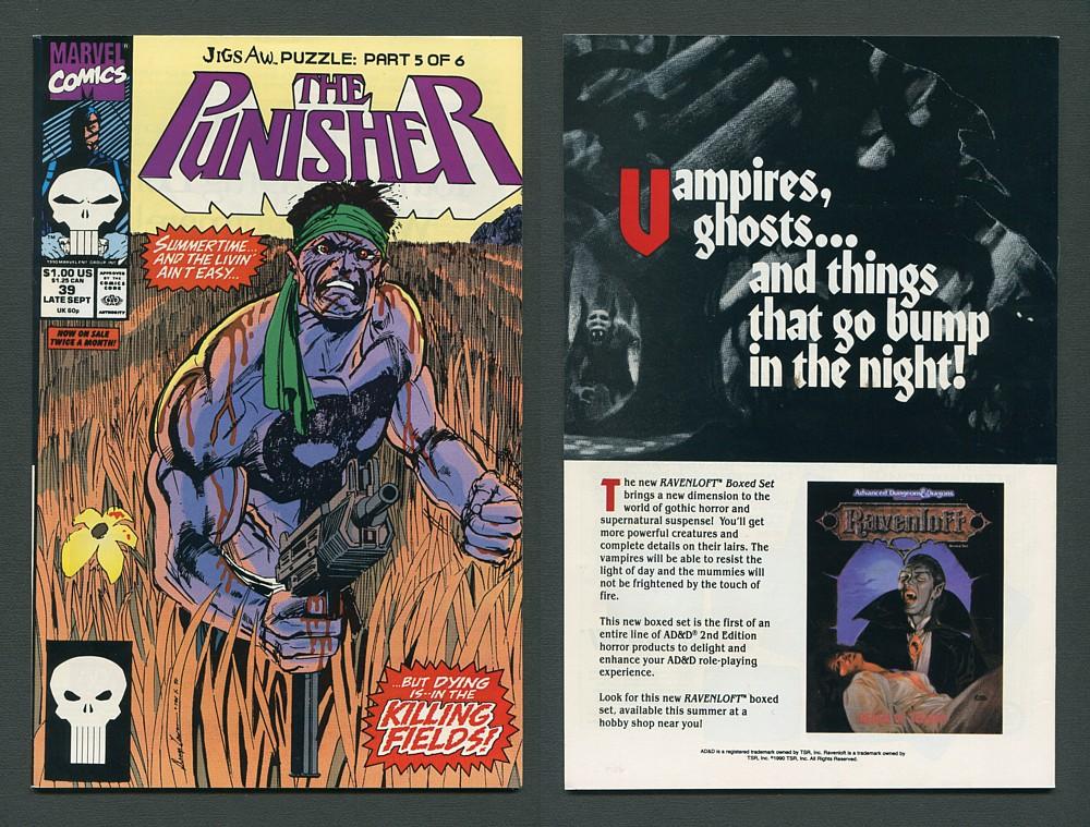 VFN MARVEL COMICS FANTASTIC FOUR #303 JUNE 1987