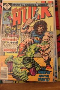 Incredible Hulk  211 FN/VF