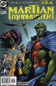 Martian Manhunter #18 FN; DC | save on shipping - details inside