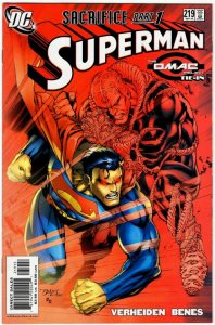 SUPERMAN #219 (VF/NM) *$3.99 UNLMTD SHIPPING!*