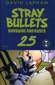Stray Bullets: Sunshine And Roses #25 VF/NM; Image   save on shipping - details