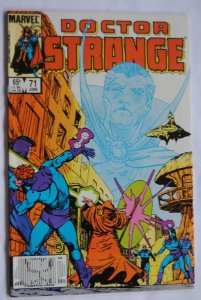 Dr. Strange 71, 1974