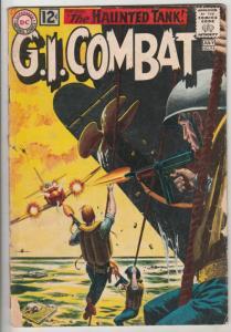 G.I. Combat #94 (Jul-62) GD/VG Affordable-Grade Haunted Tank