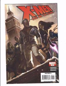 Lot Of 3 X-Men Die By The Sword Marvel Comic Books # 1 2 3 Avengers Hulk J123
