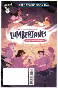 FCBD Lumberjanes Shape Of Friendship #1 (Boom, 2019) NM