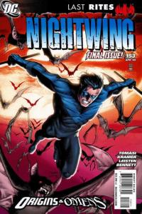 Nightwing #153 VF/NM; DC | save on shipping - details inside