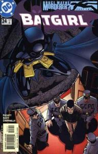 Batgirl (2000 series) #24, NM (Stock photo)
