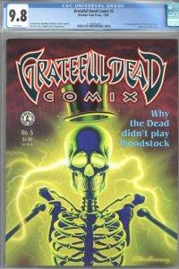 Grateful Dead Comix #5