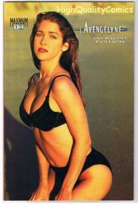AVENGELYNE SWIMSUIT #1, NM+, Maximum, Good Girl, 1995, more in store,  A