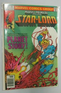 Marvel Premiere #61 Newsstand Star-Lord 6.0 FN (1981)