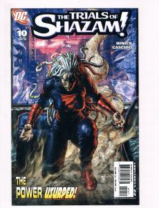 The Trial Of Shazam # 10 DC Comic Books Hi-Res Scans Great Issue Modern Age! S17
